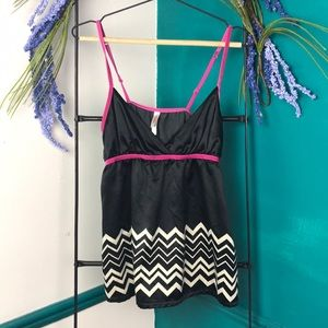 Missoni for Target Pajama top or camisole